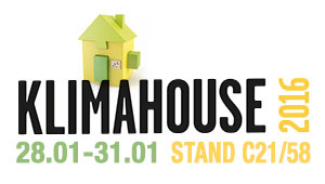 Eurotherm e l'edilizia sostenibile a Klimahouse 2016