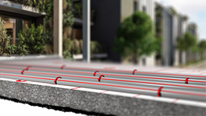 Pavimento radiante europlus-silentium