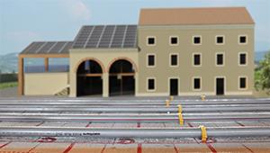 Ristrutturazione abitazione privata con impianto radiante a pavimento