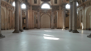 Ristrutturazione chiesa San Agostino a Piacenza