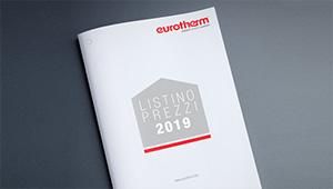 Nuovo Listino prezzi Eurotherm 2019
