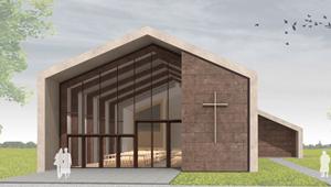 Pavimento radiante a zero spessore per la nuova chiesa di Medolla