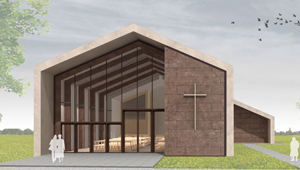 Suelo radiante Iglesia