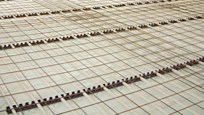 Sistemas de calefacción por suelo radiante para Cranchi