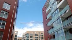 Sistemas de radiación para viviendas sociales en CasaClima A