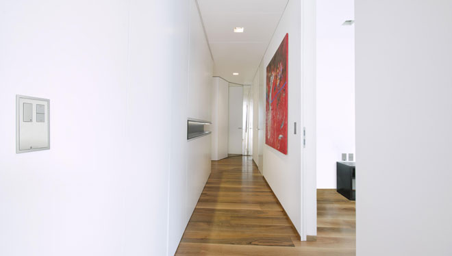 Efficienza energetica e miglior comfort abitativo con impianti radianti Eurotherm e trattamento aria