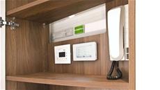 Impianti radianti Eurotherm gestiti da regolazione efficiente Smartcomfort