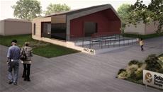 Impianto radiante Eurotherm nella Casa del futuro (foto:Rhomefordencity)