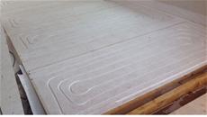 Pavimento radiante Zeromax pronto per la competizione del Solar Decathlon Europe!