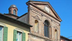 Piso radiante de Eurotherm para la iglesia ex del siglo XVIII