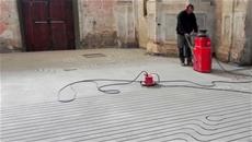 Pavimento radiante Eurotherm per la massima integrazione negli ambienti