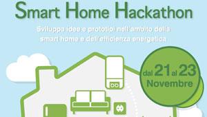Smart Home Hackathon, Torino 2014