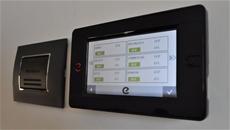 Regolazione intelligente Smartcomfort con temperature impostabili stanza per stanza
