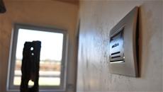 Regolazione Smartcomfort con sonde wireless di rilevamento temperatura e umidità in ogni locale