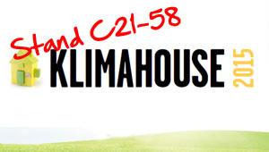Eurotherm tra i protagonisti dell'edilizia sostenibile a Klimahouse 2015