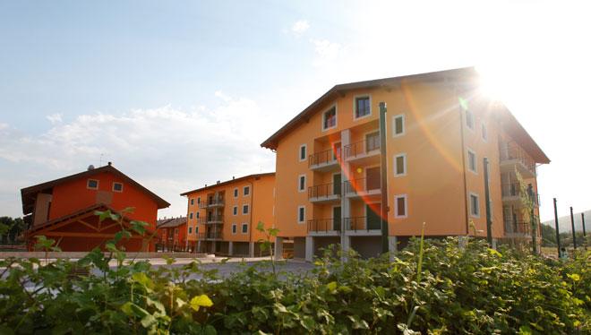 Comfort radiante per tutti nel nuovo quartiere di social housing