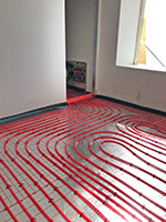 UNIPOL-SAI Firenze - ristrutturazione con sistemi radianti Zeromax ed Europlus-Ten
