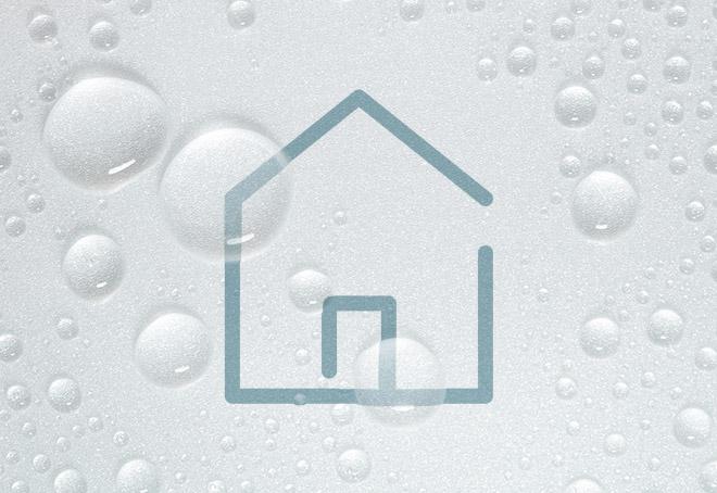 L'umidità in casa o al lavoro nella stagione estiva