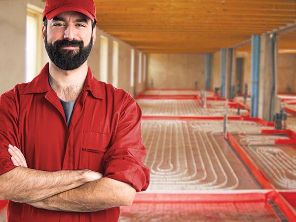 Installazione e manutenzione specializzata per un comfort efficiente