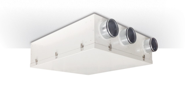 Trattamento aria Deuclima-VMC a soffitto