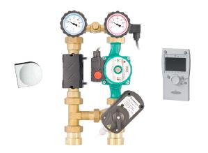 regulación calefacción y refrescamiento