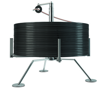 Nuovo svolgitubo per tubazione Eurotherm MidiX Plus