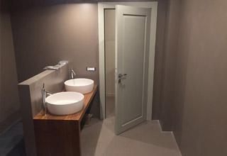 Complesso residenziale Smart Village 2 Viterbo, sistema radiante a pavimento Europlus-flex e regolazione Smartcomfort