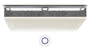 Resa soffitto radiante Leonardo 3,5