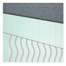 Impianto radiante a soffitto Leonardo 5,5 idro ideale per i locali umidi e bagni