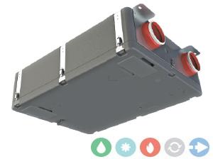 Trattamento aria VMC 120 SV