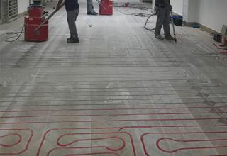 Riqualificazione radiante basso spessore Zeromax Foro Annonario Cesena