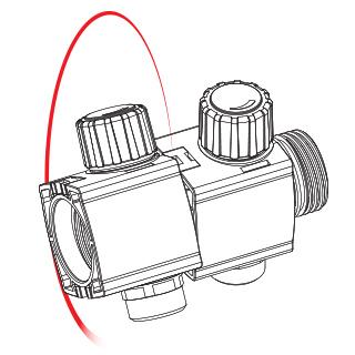 collettore SL - avvita modulo