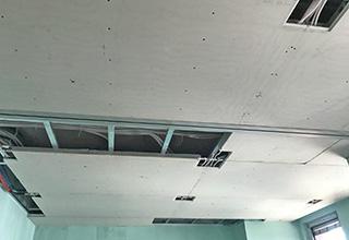 Impianto radiante a soffitto Leonardo per la climatizzazione della Casa Sollievo Bimbi Vidas a Milano