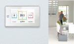 regolazione intelligente impianro radiante da centralina domotica smartcomfort