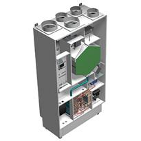 Trattamento aria deuclima-VMC verticale 300V 500V