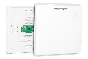 Sensor ambiente de temperatura y humedad smartpoint caja redopnda