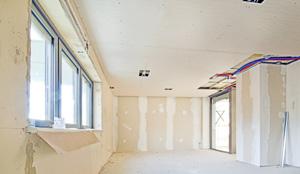 impianto radiante a soffitto riscaldamento e raffrescamento terziario