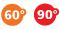 Temperature massime tubazione Eurotherm MidiX Plus